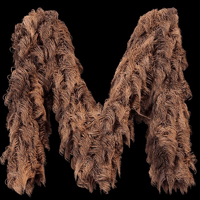 Brown Fur Font