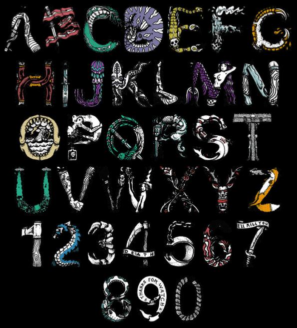 100+ [ Tattoo Fonts Alphabet Tattoo Fonts ] | 35 Best Free ...