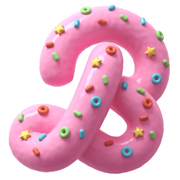 Sweet Pink Cream Font