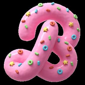 Pink Sweet Cream Font