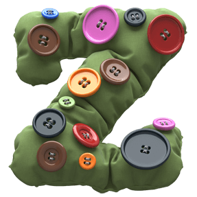 Button Font