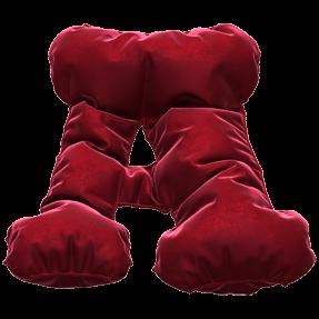 Red Velvet Sofa Font