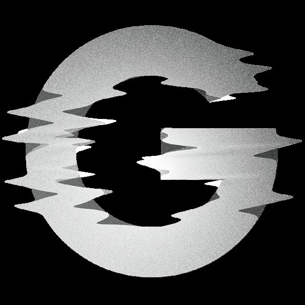 Grey Glitch Font