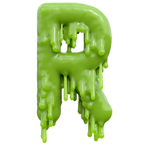 Green Wax Font