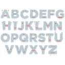 Funny Monster Font Alphabet