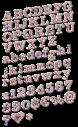Multi Neon Font
