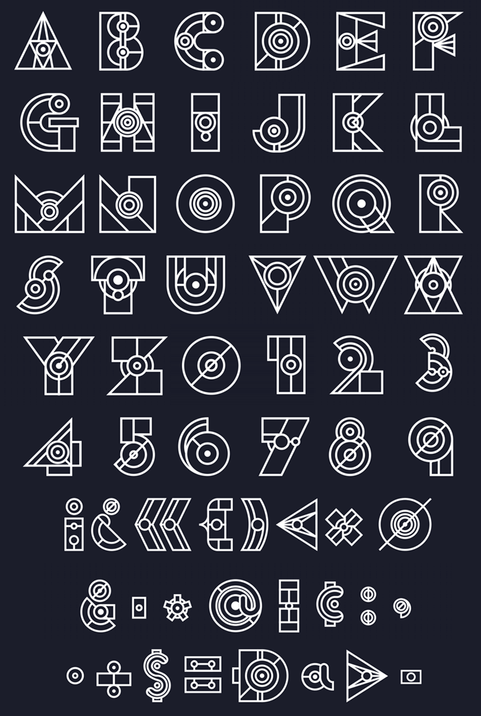 Tidy Animated Font