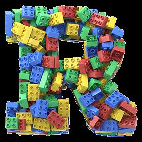Toy Cube Lego Font