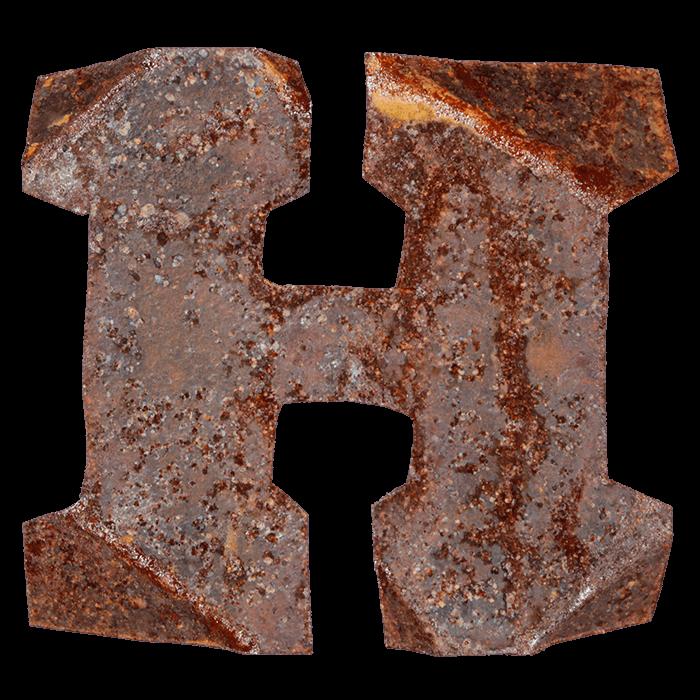 Industrial Grunge Typeface