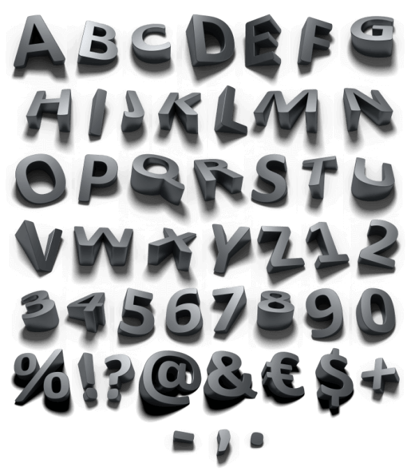Buy Shadow Animated Font To Embrace Dark Font Obscurity