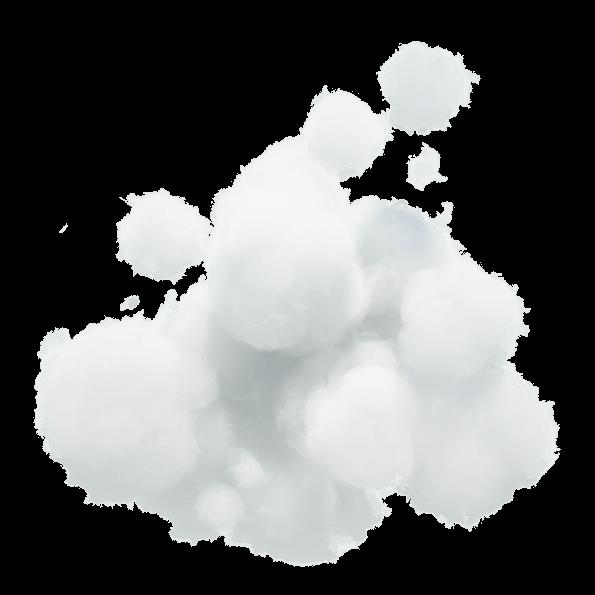 White Cloud Font