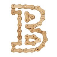 Scandinavian Wood Font