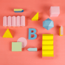 Colorful Creative Typeface