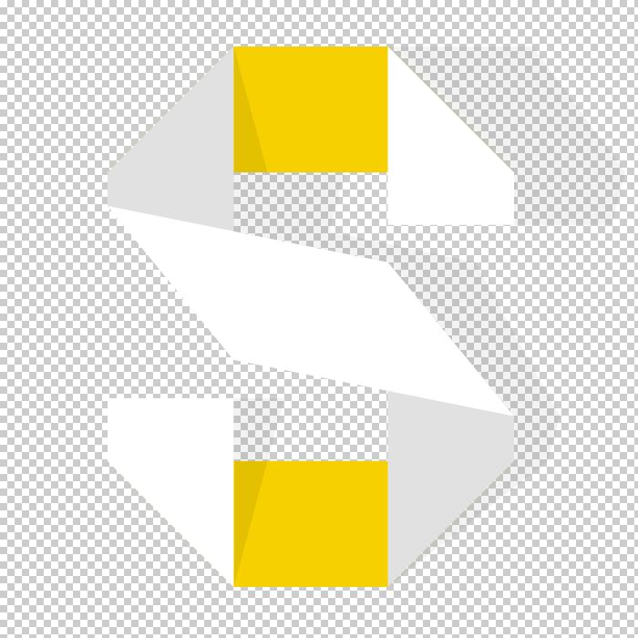 Fold Paper Font