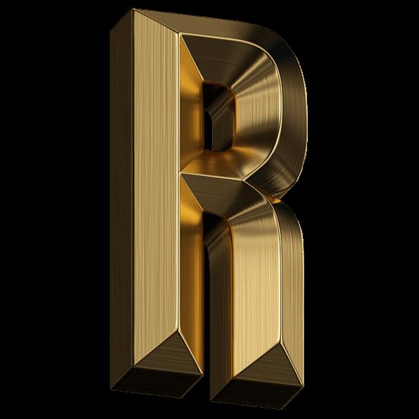 Royal Golden Typeface