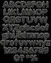 Leather Stylish Font