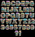 3D Smart Font