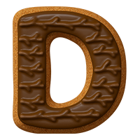 Delicious Cookie Font