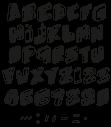 Cool Gun Action Font