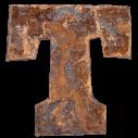 Old Rusty Grunge Typeface