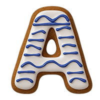 Funny Cookies Typeface