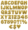 Yellow Fruit Typeface