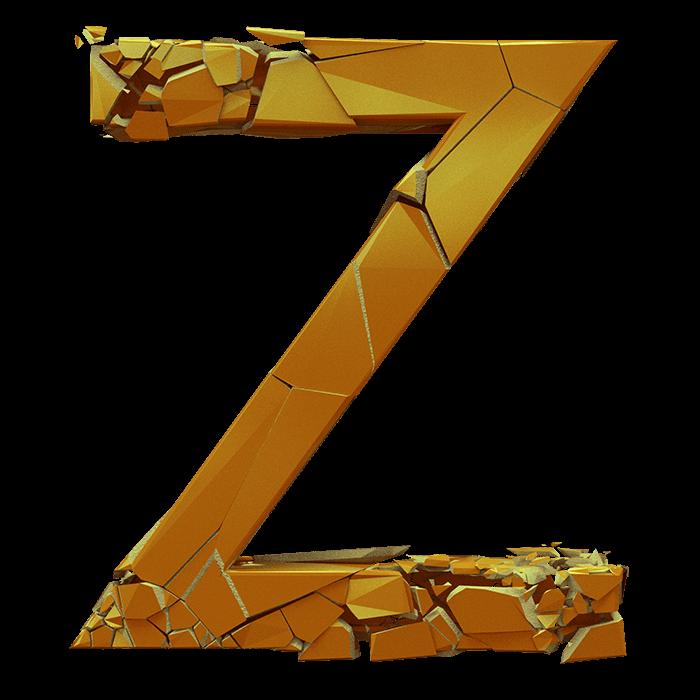 Golden Action Typeface