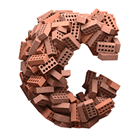 Brick Stone Typeface