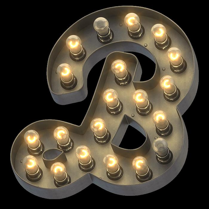 Broadway Light Typeface
