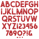 Red Balloon Typeface