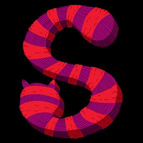 Crazy Vibrant Typeface