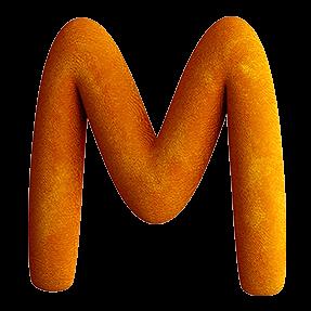 Orange Positive Font