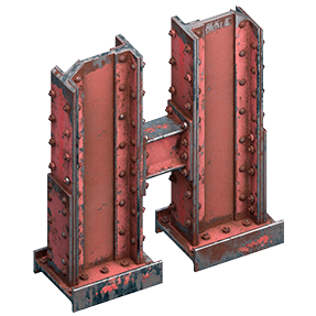 Steel Industrial Font
