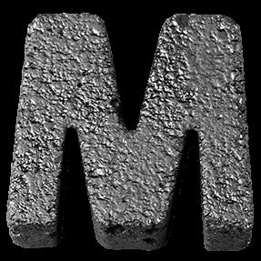 Black Solid Font