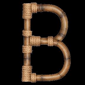Bamboo Natural Font