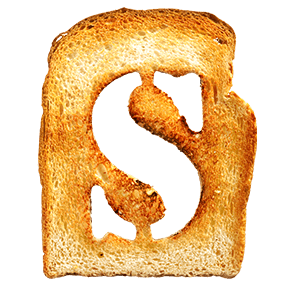Toast Delicious Font