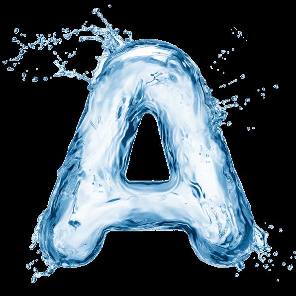 buy water splash font and make breathtaking water