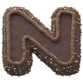 Chocolate Yummy Font