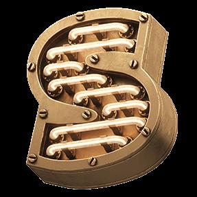 Metal Steampunk Typeface