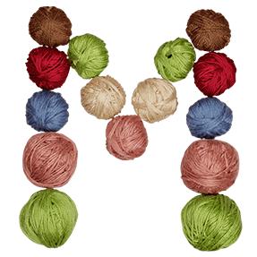 Handmade Knitting Typeface