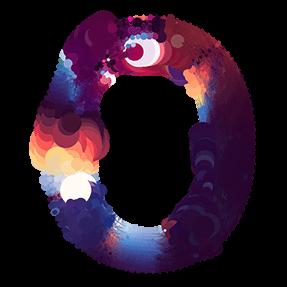 Violet Fantastic Font