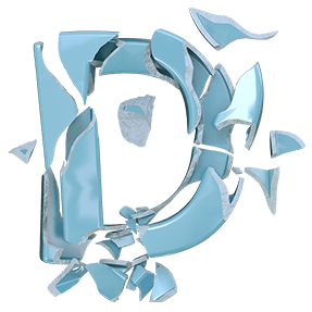 Blue Porcelain Font