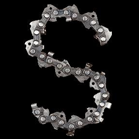 Chain Steel Font