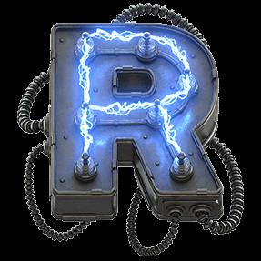 Sci-Fi Electric Typeface