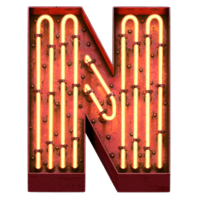 Red Light Typeface