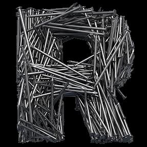 Working Metal Typeface