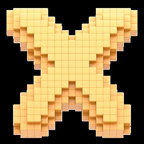 Creative Pixel Typeface