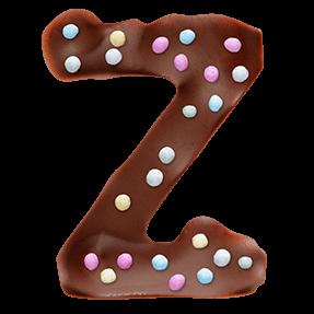 Yummy Chocolate Font