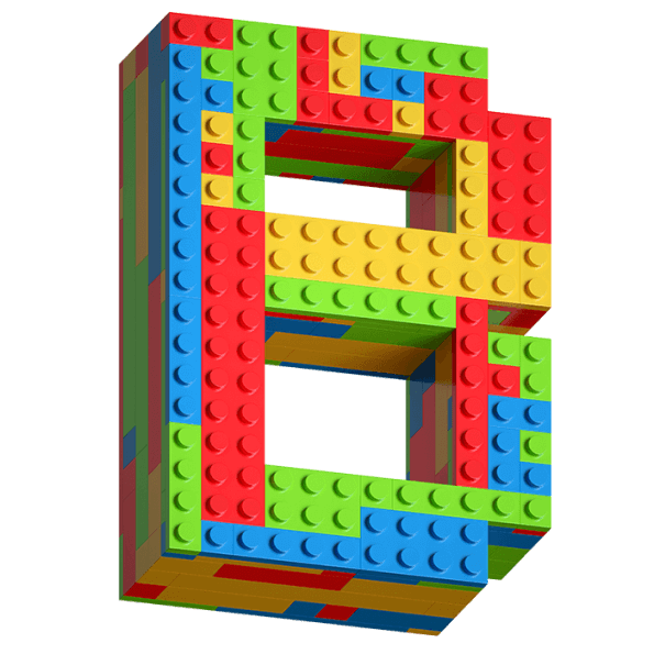 Browse Lego Random Color Font And Play Your Design Game