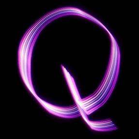 Violet Shining Typeface